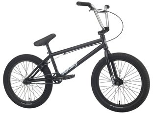 "Sunday Bikes ""Primer"" 2020 BMX Bike - Matte Black"
