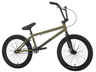 "Sunday Bikes ""Primer"" 2021 BMX Bike - Matte Army Green"