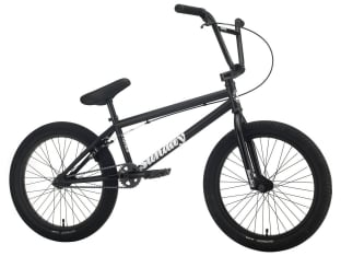 "Sunday Bikes ""Primer"" 2021 BMX Bike - Matte Black"