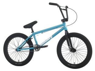 "Sunday Bikes ""Primer"" 2021 BMX Bike - Matte Surf Blue"