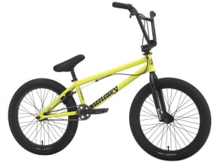"Sunday Bikes ""Primer Park"" 2021 BMX Rad - Gloss Bright Yellow"