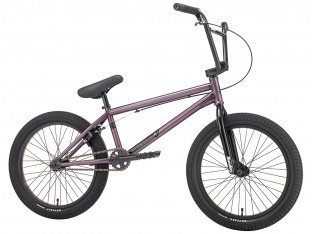 "Sunday Bikes ""Scout"" 2018 BMX Rad - Trans Light Purple"