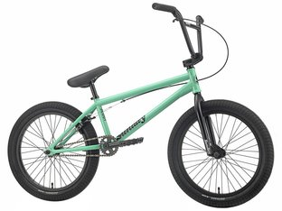 "Sunday Bikes ""Scout"" 2019 BMX Rad - Gloss Toothpaste Green"