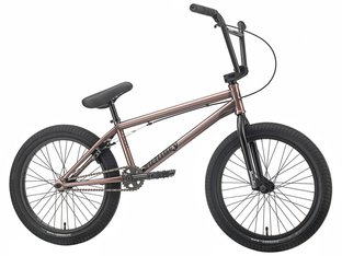 "Sunday Bikes ""Scout"" 2019 BMX Bike - Translucent Rose Gold"