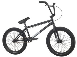 "Sunday Bikes ""Scout"" 2020 BMX Rad - Gloss Black"