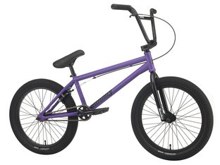 "Sunday Bikes ""Scout"" 2020 BMX Rad - Matte Grape Soda"