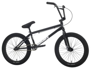 "Sunday Bikes ""Scout"" 2021 BMX Bike - Gloss Black"
