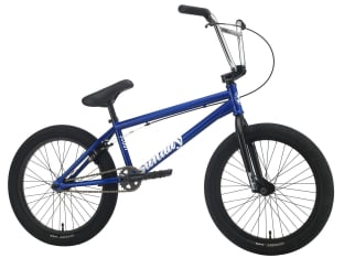 "Sunday Bikes ""Scout"" 2021 BMX Bike - Gloss Candy Blue"
