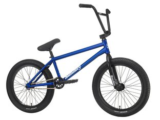 "Sunday Bikes ""Soundwave Special LHD Gary Young"" 2020 BMX Rad - Candy Blue 