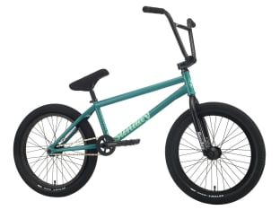 "Sunday Bikes ""Soundwave Special RHD Gary Young"" 2021 BMX Bike - Billiard Green 