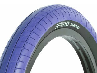 "Sunday Bikes ""Street Sweeper"" BMX Tire"