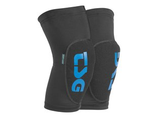 "TSG ""2nd Skin A 2.0"" Knee Pads - Black/Arctic Blue"
