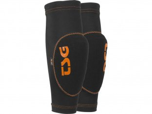 "TSG ""2nd Skin D3O"" Elbow Pad - Black/Orange"