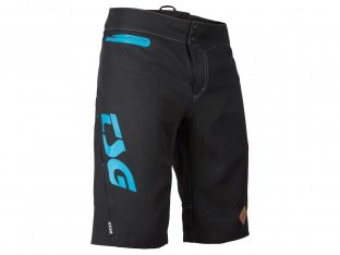"TSG ""AK2 Bike"" Kurze Hose - Black/Blue"