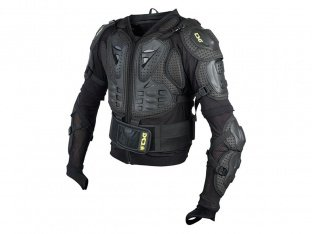 "TSG ""Backbone Trailfox II"" Back/Chest Protector Jacket"