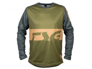 "TSG ""Breeze Jersey"" Longsleeve - Forestgreen"