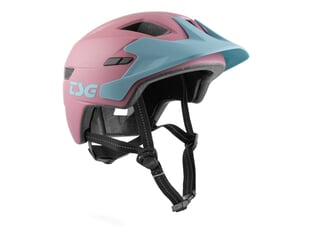 "TSG ""Cadete Youth Solid Color"" Helmet - Satin Cameo Pink"