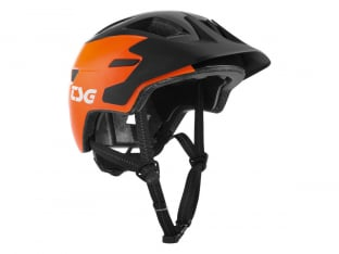 "TSG ""Cadete Youth Graphic Design"" Helm - Orange/Black"