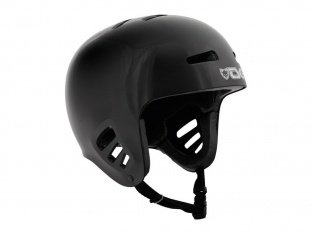 "TSG ""Dawn Solid Colors"" Helm - Black"