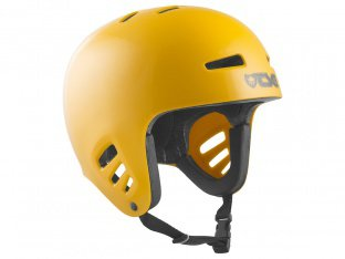 "TSG ""Dawn Solid Colors"" Helmet - Mustard Yellow"