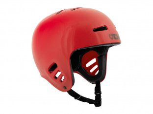 "TSG ""Dawn Solid Colors"" Helm - Red"