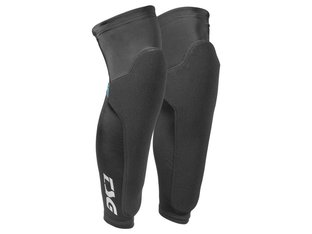 "TSG ""Dermis Pro A"" Knee/Shinguard Pads - Black"