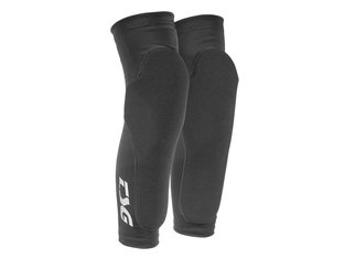 "TSG ""Dermis Pro A Youth"" Knee/Shinguard Pads - Black"