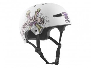 "TSG ""Evolution Art Design Goldbeck"" Helm - Born Free"