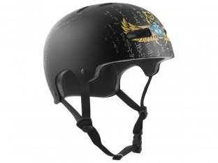"TSG ""Evolution Art Design Goldbeck"" Helmet - Undeadpharaoh"