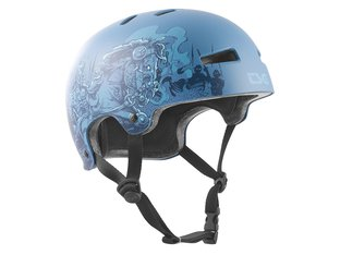 "TSG ""Evolution Art Design Goldbeck"" Helmet - Zombie Army"