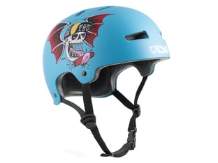 "TSG ""Evolution Graphic Design"" Helm - Firecracker"