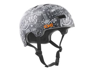 "TSG ""Evolution Graphic Design"" Helm - Stickerbomb"