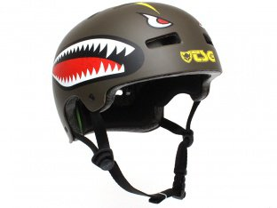 "TSG ""Evolution Graphic Design"" Helm - Tigerjet"