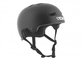 "TSG ""Evolution Solid Colors"" Helmet - Satin Black"