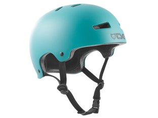 "TSG ""Evolution Solid Colors"" Helmet - Satin Cauma Green"