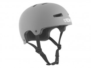 "TSG ""Evolution Solid Colors"" Helm - Satin Coal"