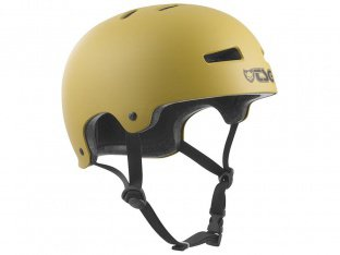 "TSG ""Evolution Solid Colors"" Helm - Satin Dark Buff"
