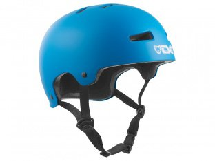 "TSG ""Evolution Solid Colors"" Helm - Satin Dark Cyan / Black EPS"