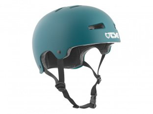 "TSG ""Evolution Solid Colors"" Helm - Satin Dark Teal"