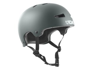 "TSG ""Evolution Solid Colors"" Helmet - Satin Marsh"