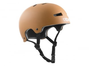 "TSG ""Evolution Solid Colors"" Helm - Satin Natural Gum"
