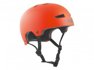 "TSG ""Evolution Solid Colors"" Helm - Satin Orange"