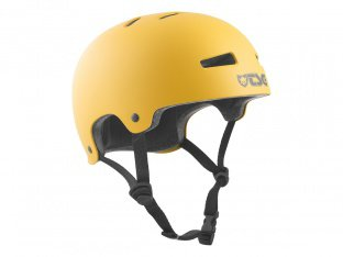 "TSG ""Evolution Solid Colors"" Helm - Satin Mustard"