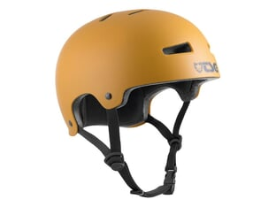 "TSG ""Evolution Solid Colors"" Helm - Satin Yellow Ochre"