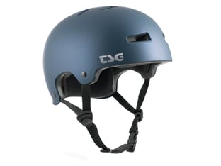 "TSG ""Evolution Special Makeup"" BMX Helm - Misty Concrete"