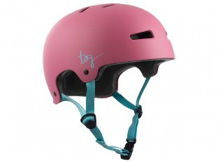 "TSG ""Evolution Women Solid Color"" Helm - Satin Lollipink"