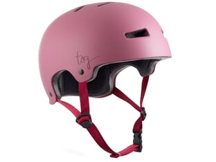 "TSG ""Evolution Women Solid Color"" Helmet - Satin Sakura"