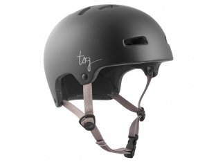 "TSG ""Ivy Women Solid Color"" Helm - Satin Black"