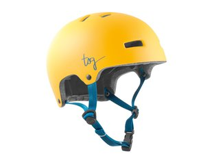 "TSG ""Ivy Women Solid Color"" Helmet - Satin Boost Yellow"