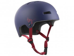 "TSG ""Ivy Women Solid Color"" Helmet - Satin Grape"